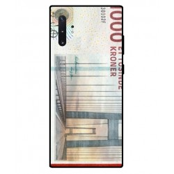 1000 Danish Kroner Note Cover For Samsung Galaxy Note 10