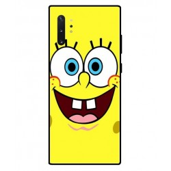 Durable SpongeBob Cover For Samsung Galaxy Note 10 Plus
