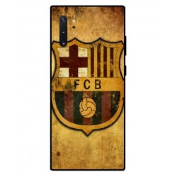 Durable FC Barcelona Cover For Samsung Galaxy Note 10 Plus