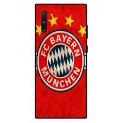 Durable Bayern De Munich Cover For Samsung Galaxy Note 10 Plus