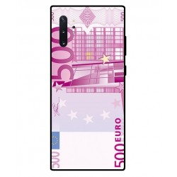 Durable 500 Euro Note Cover For Samsung Galaxy Note 10 Plus