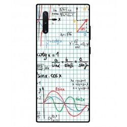 Durable Mathematics Cover For Samsung Galaxy Note 10 Plus