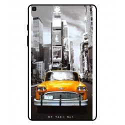 Durable New York Cover For Samsung Galaxy Tab A 8.0 2019