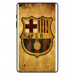 Durable FC Barcelona Cover For Samsung Galaxy Tab A 8.0 2019
