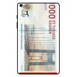 1000 Danish Kroner Note Cover For Samsung Galaxy Tab A 8.0 2019