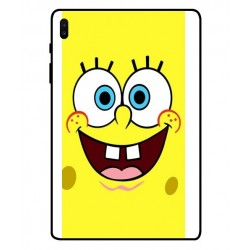 Durable SpongeBob Cover For Samsung Galaxy Tab S6