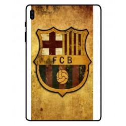 Durable FC Barcelona Cover For Samsung Galaxy Tab S6