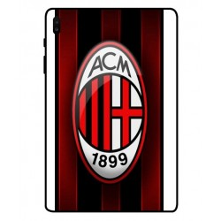 Durable AC Milan Cover For Samsung Galaxy Tab S6