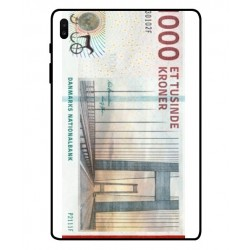 1000 Danish Kroner Note Cover For Samsung Galaxy Tab S6