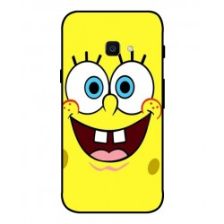 Durable SpongeBob Cover For Samsung Galaxy Xcover 4s