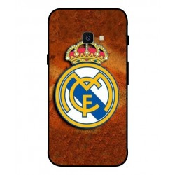 Durable Real Madrid Cover For Samsung Galaxy Xcover 4s