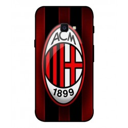 Durable AC Milan Cover For Samsung Galaxy Xcover 4s