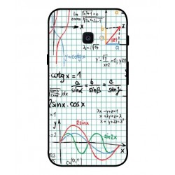 Durable Mathematics Cover For Samsung Galaxy Xcover 4s
