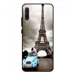 Durable Paris Eiffel Tower Cover For Xiaomi Mi CC9