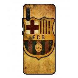 Durable FC Barcelona Cover For Xiaomi Mi CC9