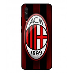 Durable AC Milan Cover For Xiaomi Mi CC9