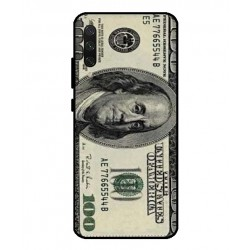 Durable 100 Dollar Note Cover For Xiaomi Mi CC9