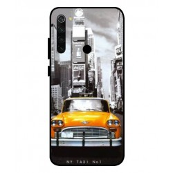 Durable New York Cover For Xiaomi Redmi Note 8