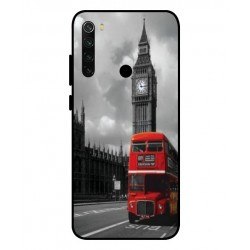 Durable London Cover For Xiaomi Redmi Note 8