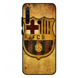 Durable FC Barcelona Cover For Xiaomi Redmi Note 8