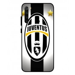 Durable Juventus Cover For Xiaomi Redmi Note 8