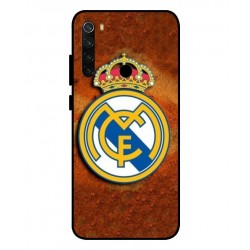 Durable Real Madrid Cover For Xiaomi Redmi Note 8