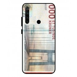 1000 Danish Kroner Note Cover For Xiaomi Redmi Note 8
