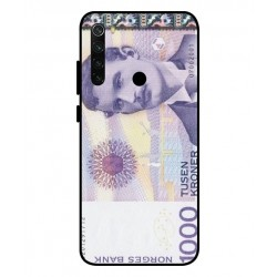 1000 Norwegian Kroner Note Cover For Xiaomi Redmi Note 8