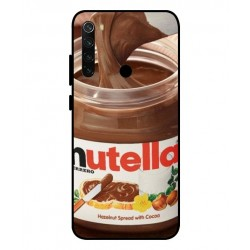 Durable Nutella Cover For Xiaomi Redmi Note 8