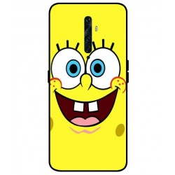 Durable SpongeBob Cover For Oppo Reno 2