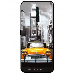 Durable New York Cover For Oppo Reno 2