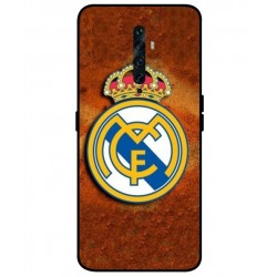 Durable Real Madrid Cover For Oppo Reno 2
