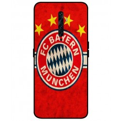 Durable Bayern De Munich Cover For Oppo Reno 2