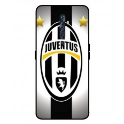 Durable Juventus Cover For Oppo Reno 2F