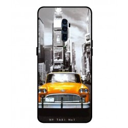 Durable New York Cover For Oppo Reno 5G