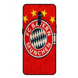 Durable Bayern De Munich Cover For Oppo Reno 5G