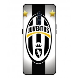 Durable Juventus Cover For Oppo Reno 10x Zoom
