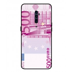 Durable 500 Euro Note Cover For Oppo Reno 10x Zoom