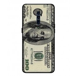 Durable 100 Dollar Note Cover For Oppo Reno 10x Zoom