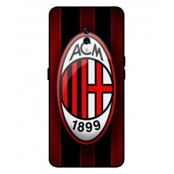 Durable AC Milan Cover For Oppo K3