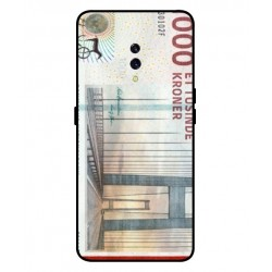 1000 Danish Kroner Note Cover For Oppo K3