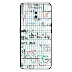 Durable Mathematics Cover For Oppo K3
