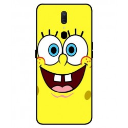 Durable SpongeBob Cover For Oppo A9