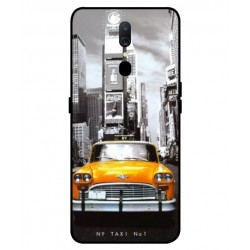Durable New York Cover For Oppo A9