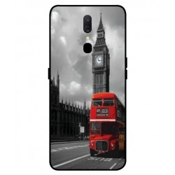 Durable London Cover For Oppo A9