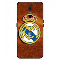 Durable Real Madrid Cover For Oppo A9