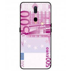 Durable 500 Euro Note Cover For Oppo A9