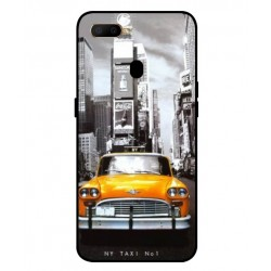 Durable New York Cover For Oppo A7n