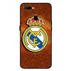 Durable Real Madrid Cover For Oppo A7n