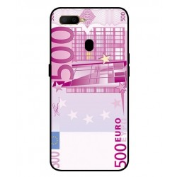 Durable 500 Euro Note Cover For Oppo A7n